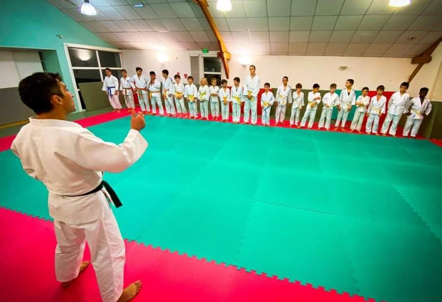 Air Judo pour les mineurs...